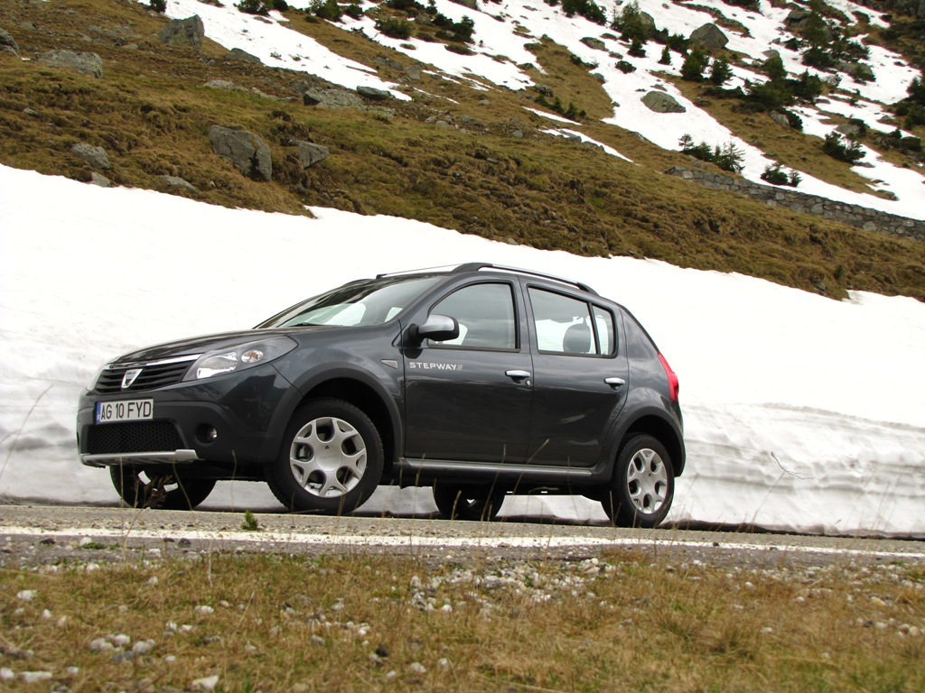 Test Drive Dacia Sandero Stepway The Perfect Compromise