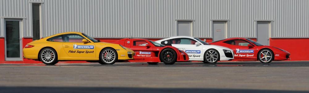Michelin a lansat in Romania noul pneu Pilot Super Sport