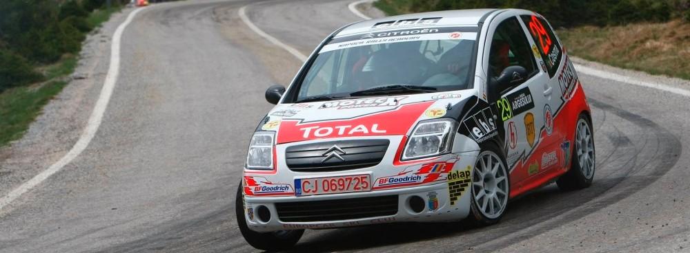 Start in Citroen Racing Trophy 2011