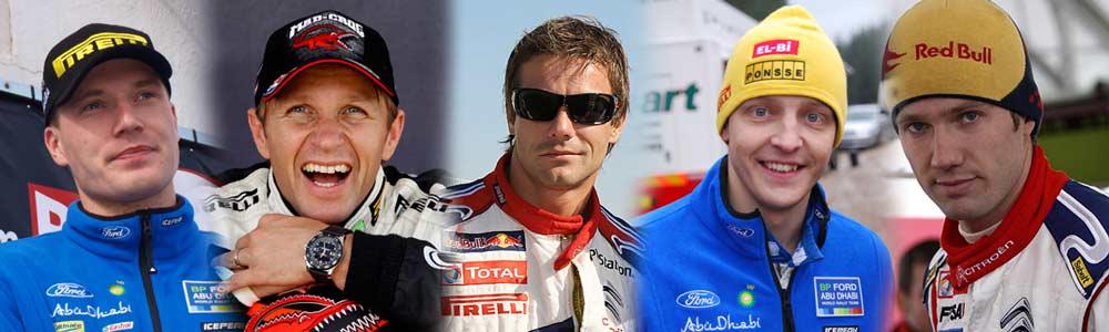 Cum stau lucrurile in WRC dupa sosirea lui Hirvonen la Citroen