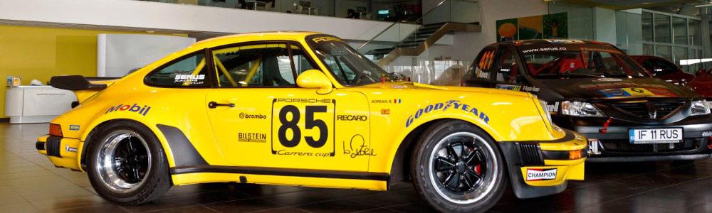 Restaurare in stil frantuzesc a unui Porsche 911