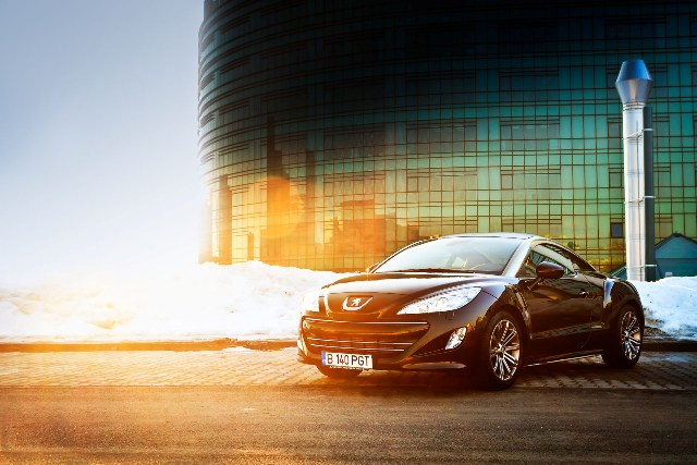 Drive test Peugeot RCZ 200 cp – Sport