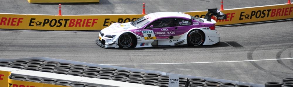 Video interviu cu Andy Priaulx – pilot BMW in DTM