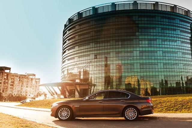 BMW Seria 5 2.0 525d xDrive auto