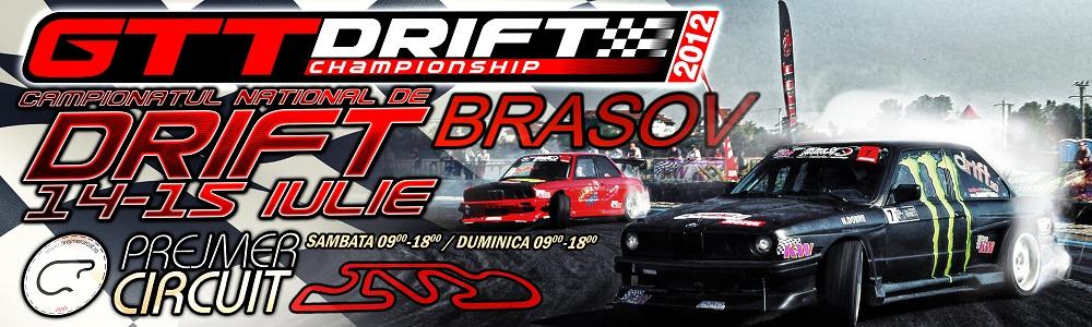 GTT Drift Championship – Etapa 5 Prejmer