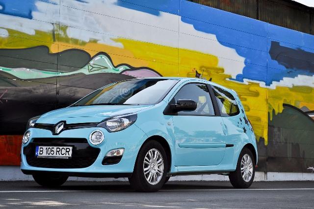 Drive test Renault Twingo facelift – 1.2 benzina