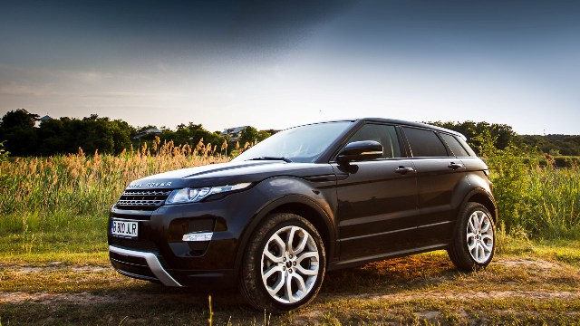 Drive test Range Rover Evoque