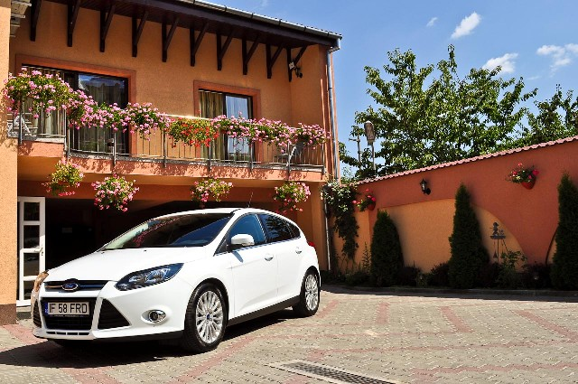 Drive test Ford Focus 1.0 – EcoBoost 125cp