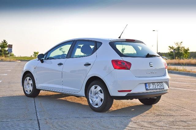 Drive test Seat Ibiza facelift – 1.6 TDI – 105 cp