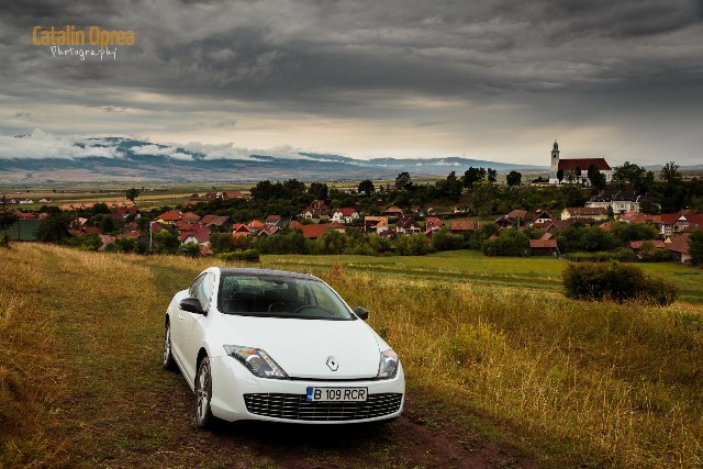 Renault Laguna Coupe GT 4Control facelift