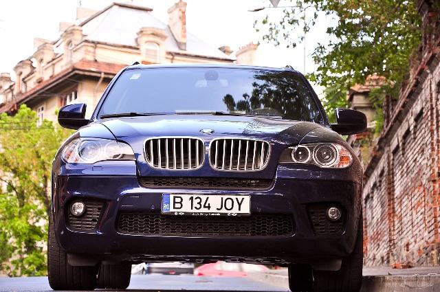 Drive test BMW X5 – xDrive 40d