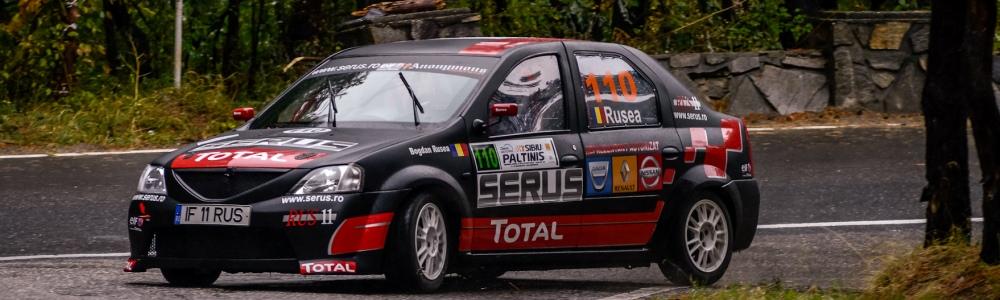 Noul traseu de la Paltinis i-a adus lui Bogdan Rusea titlul de campion la clasa H2