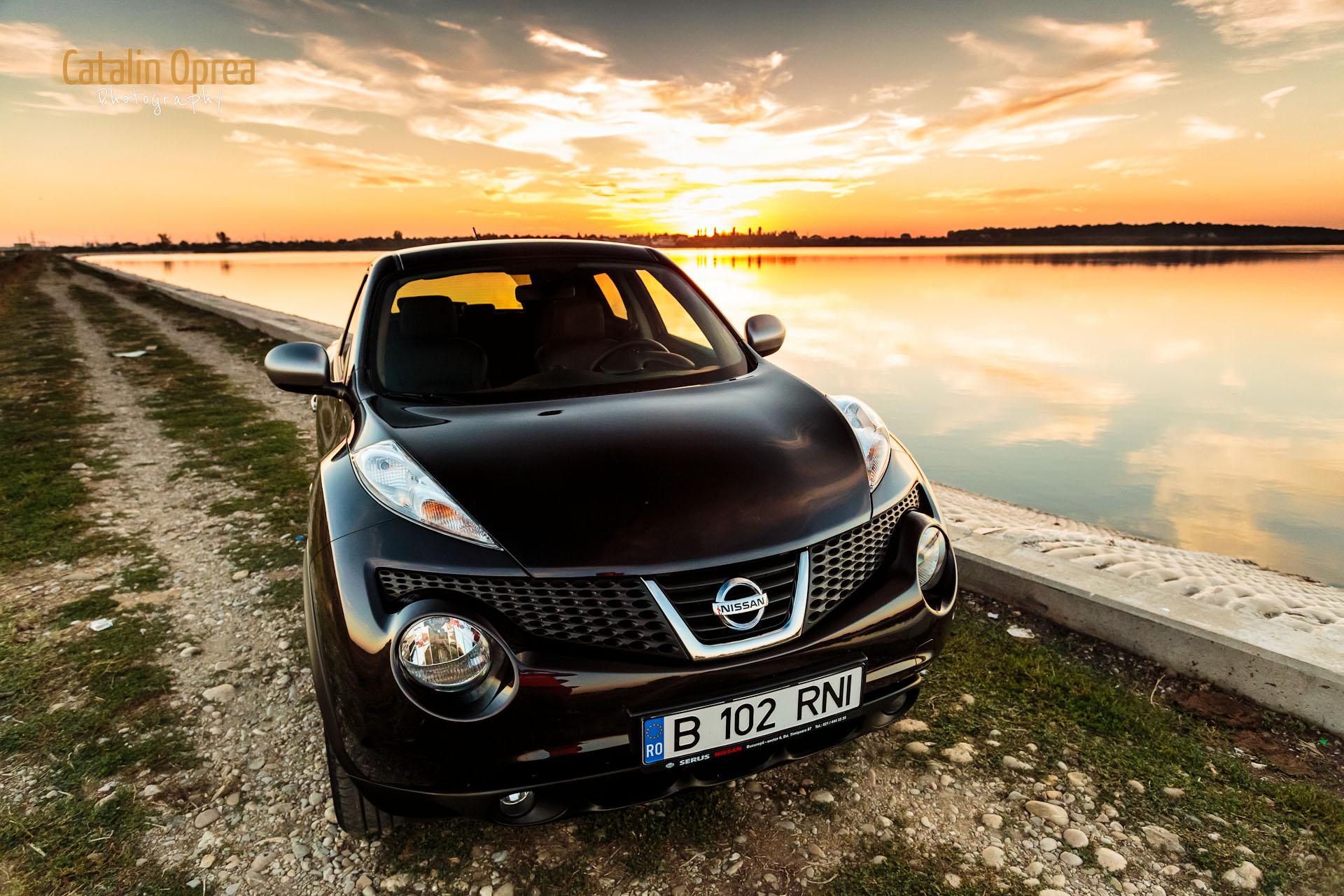 Drive test Nissan Juke Shiro – 1.6 Shiro 190 cp