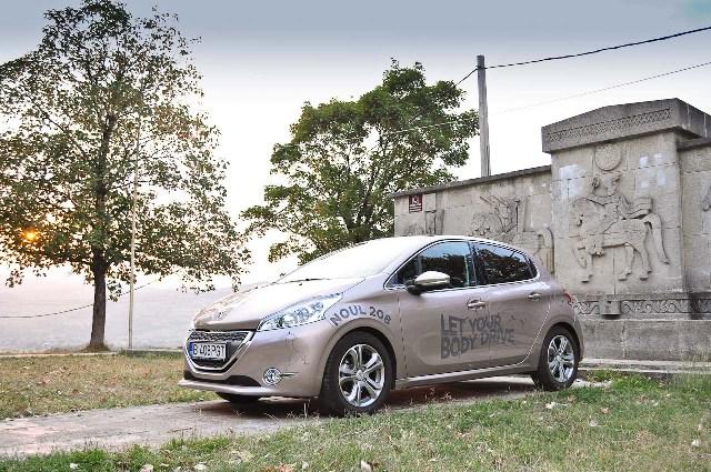 Drive test Peugeot 208 1.6 e-HDI