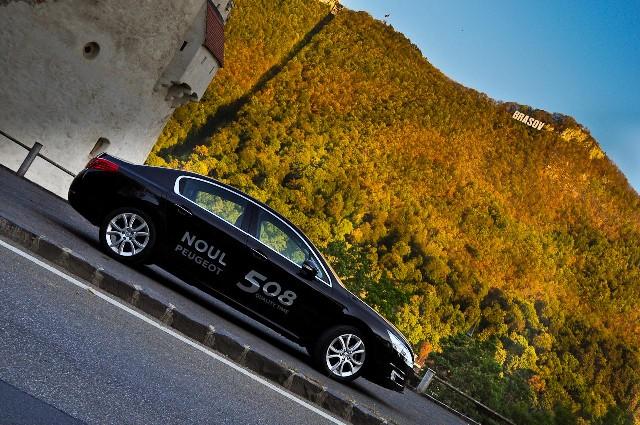 Drive test Peugeot 508 – 1.6 THP 156 cai putere