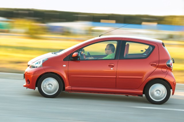 Drive test Toyota Aygo 1.0 – 68 cp
