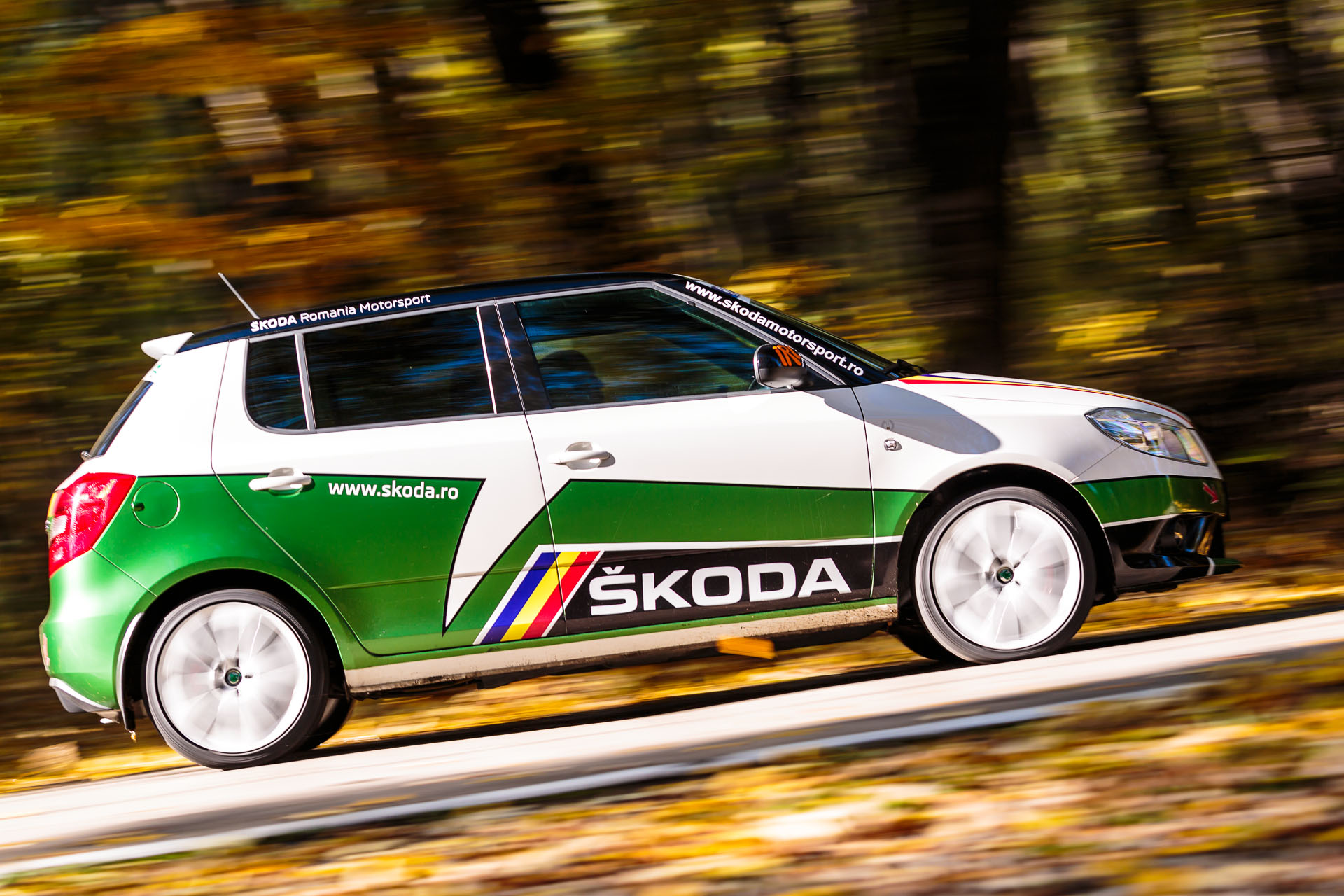 Drive test Skoda Fabia RS – 1.4 TSI 180 cp – DSG