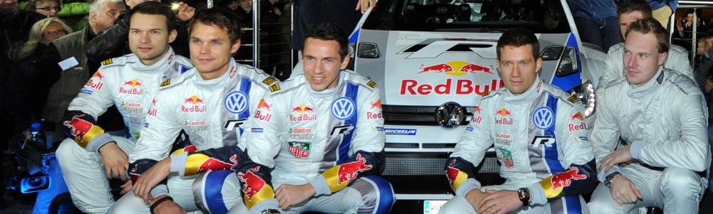 Volkswagen Polo R WRC a fost prezentat oficial la Monaco