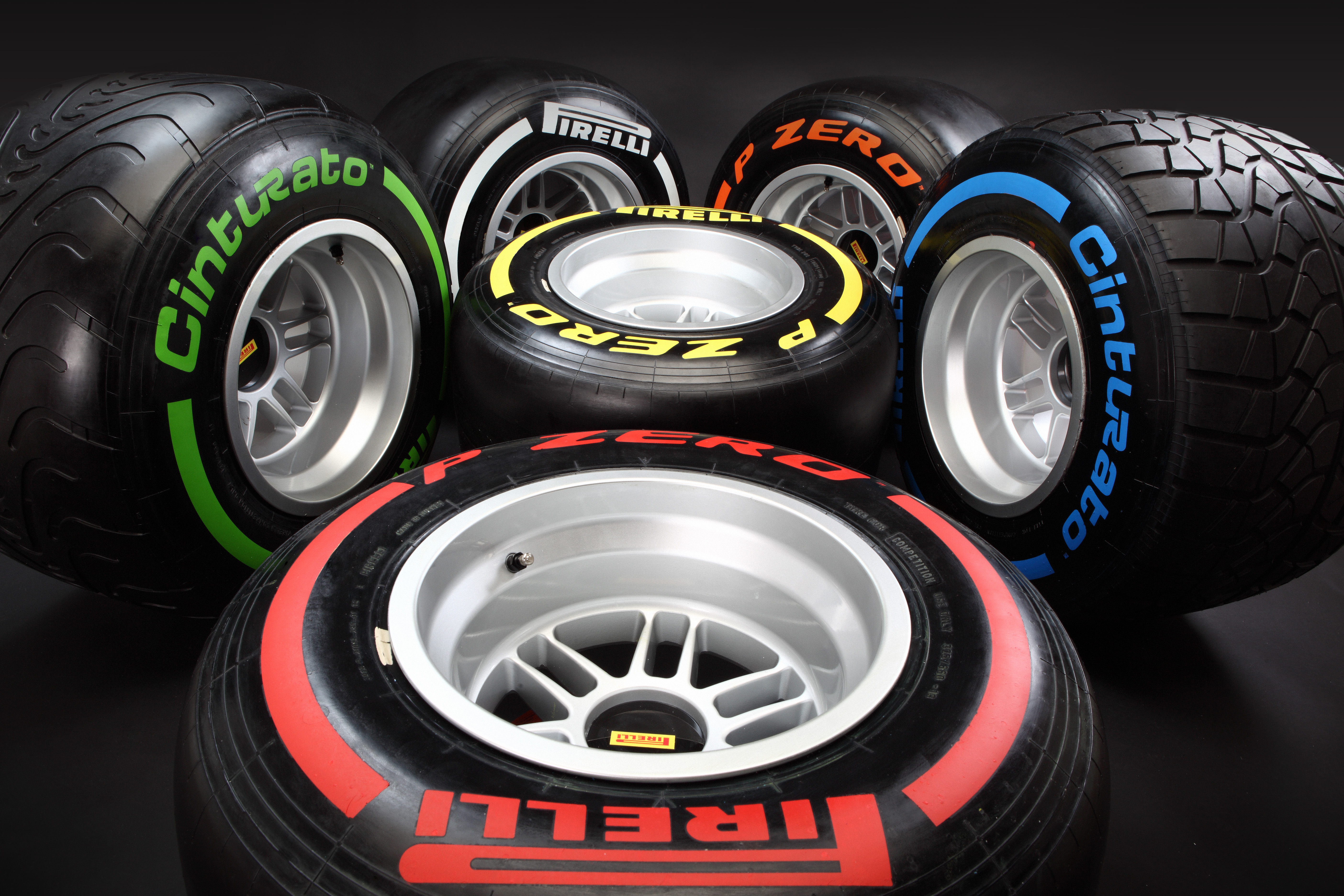 Inca 3 ani pentru Pirelli in Formula 1