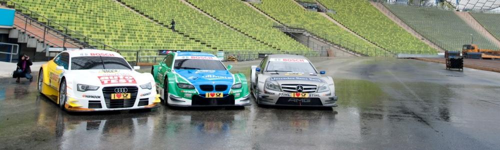 BMW si Audi, pregatiti pentru DTM