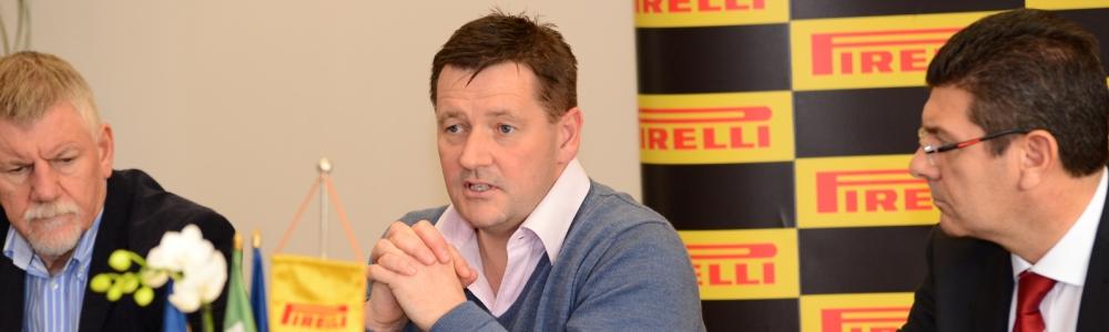 Interviu in exclusivitate cu Paul Hembery, directorul Pirelli Motorsport