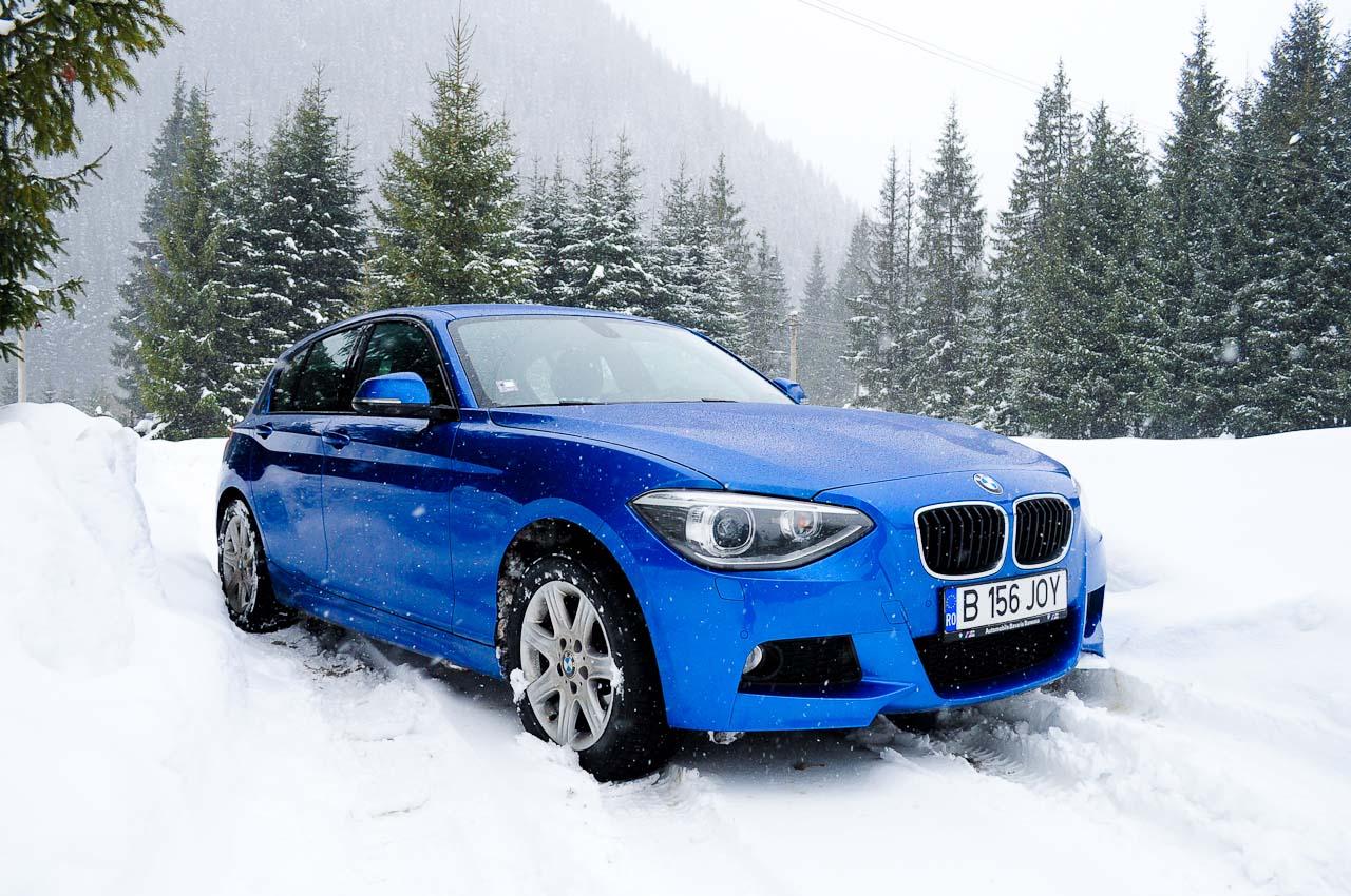 Drive test BMW 120d xDrive