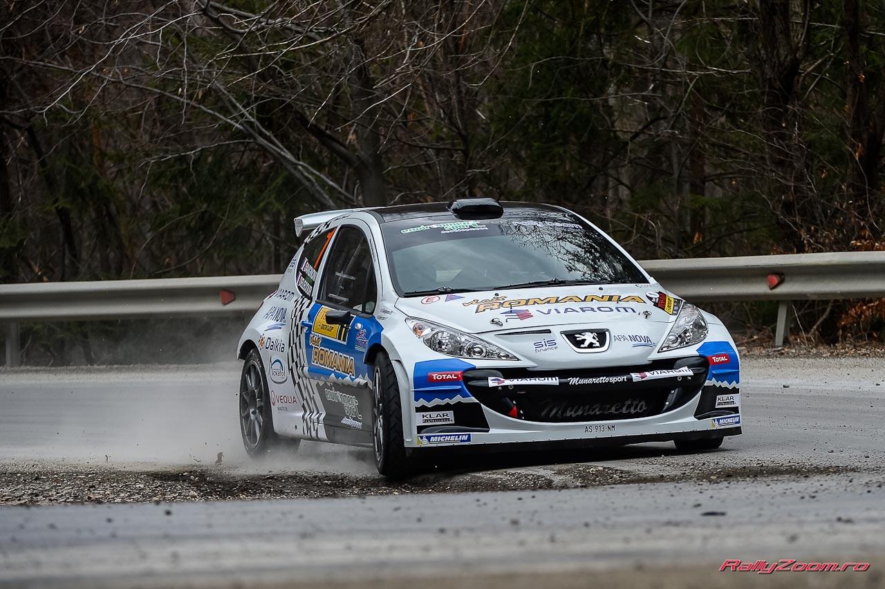 Debut perfect pentru ESD Rally Team