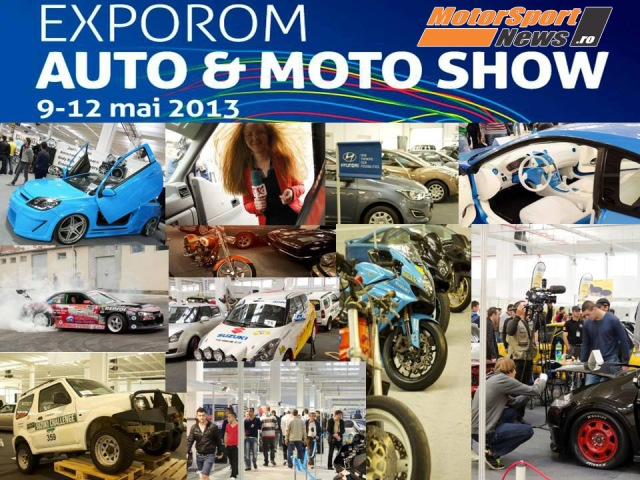 Concurs Exporom Auto&Moto Show – Intrebarea 2