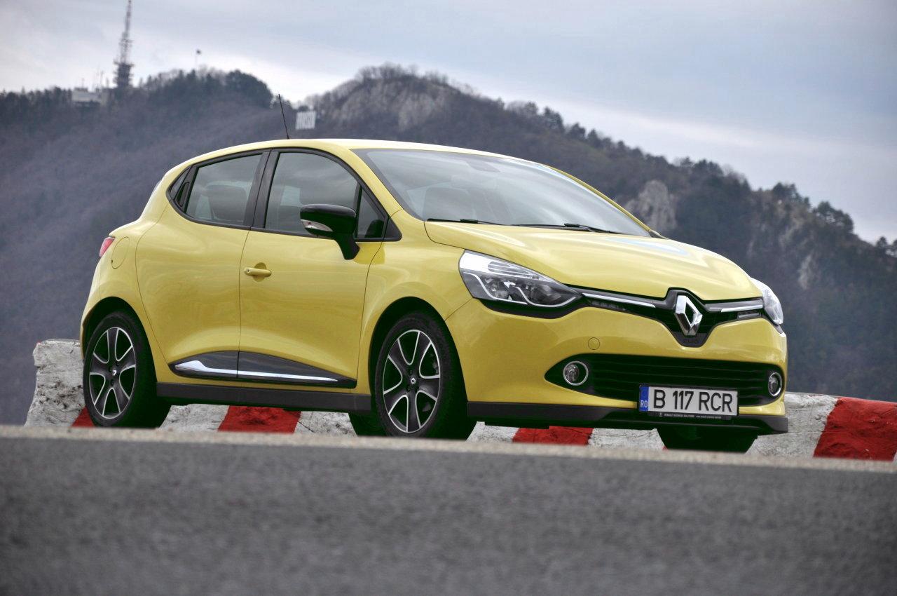 Renault Clio IV – Un nou inceput