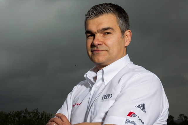 Dieter Gass, directorul Audi in DTM