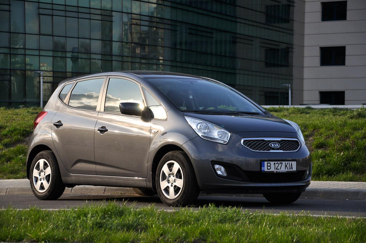 Drive test Kia Venga – 1.6 CRDI – 115 cp