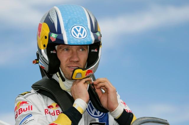 Ogier nu va lua startul la Fafe Rally Sprint