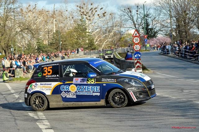 Swift Sport Cup debuteaza in Campionatul National de Raliuri Dunlop 2013 la etapa Delta Rally