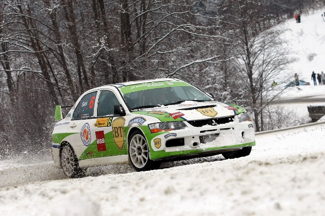 Echipajele Napoca Rally Academy ajung pe teren familiar
