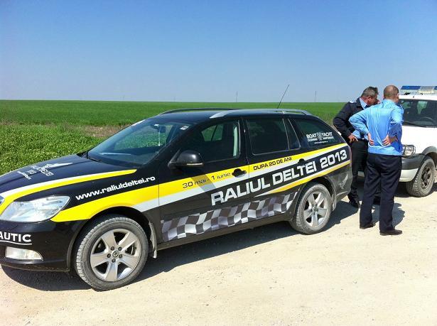 Pregatirile pentru Delta Rally continua conform programului