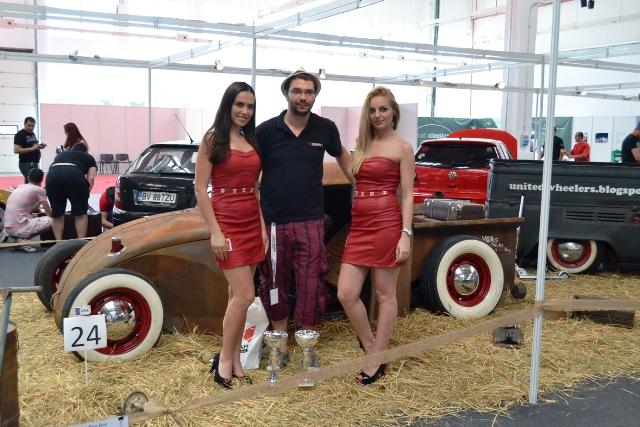 Klar Professional a premiat pasionatii din cadrul Exporom Auto & Moto Show