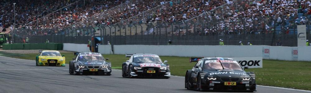 Debut senzational al DTM in cursa de la Hockenheim
