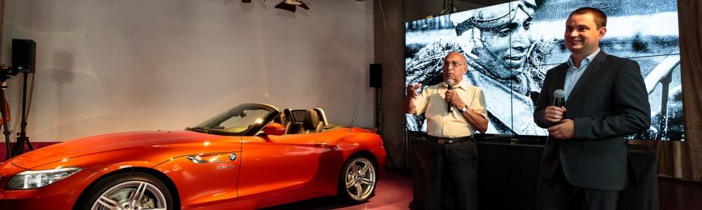 Lansarea BMW pe care nu o vom uita niciodata
