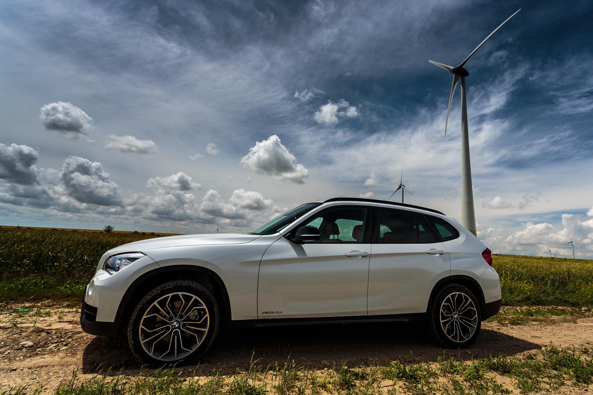 Drive test BMW X1 xDrive18d – Sportline