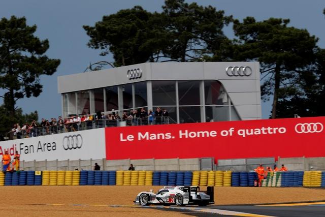 Loïc Duval cel mai rapid in Q1 la Le Mans 24H