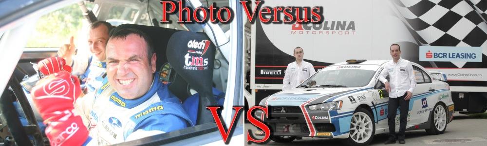 Photo Versus: Porcisteanu – Dobre VS Ungur – Avram