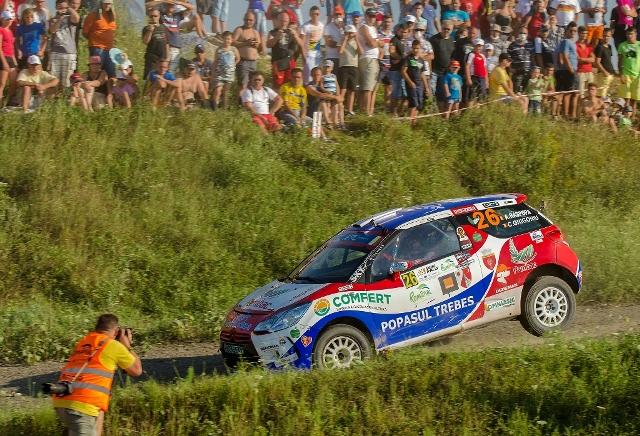 Bacau Rally Team obtine doua podiumuri importante la Sibiu