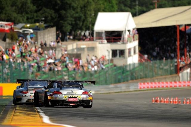 Echipele BMW Sports Trophy în cursa de 24H de la Spa-Francorchamps