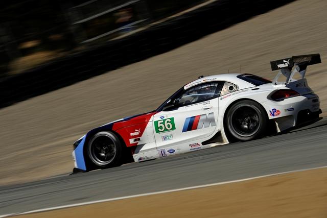 A doua victorie BMW Z4 GTE în ALMS