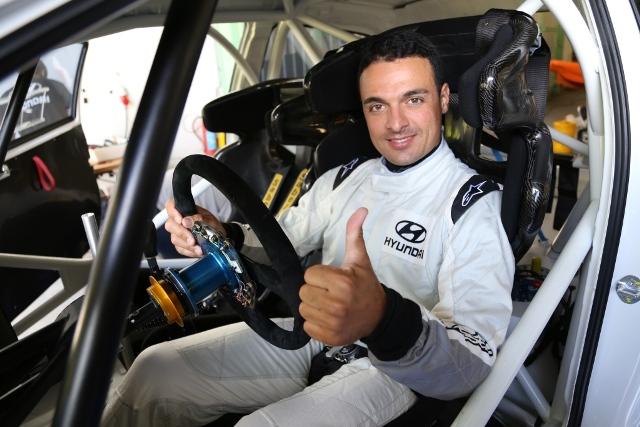 Bryan Bouffier se alatura celor de la Hyundai pentru teste