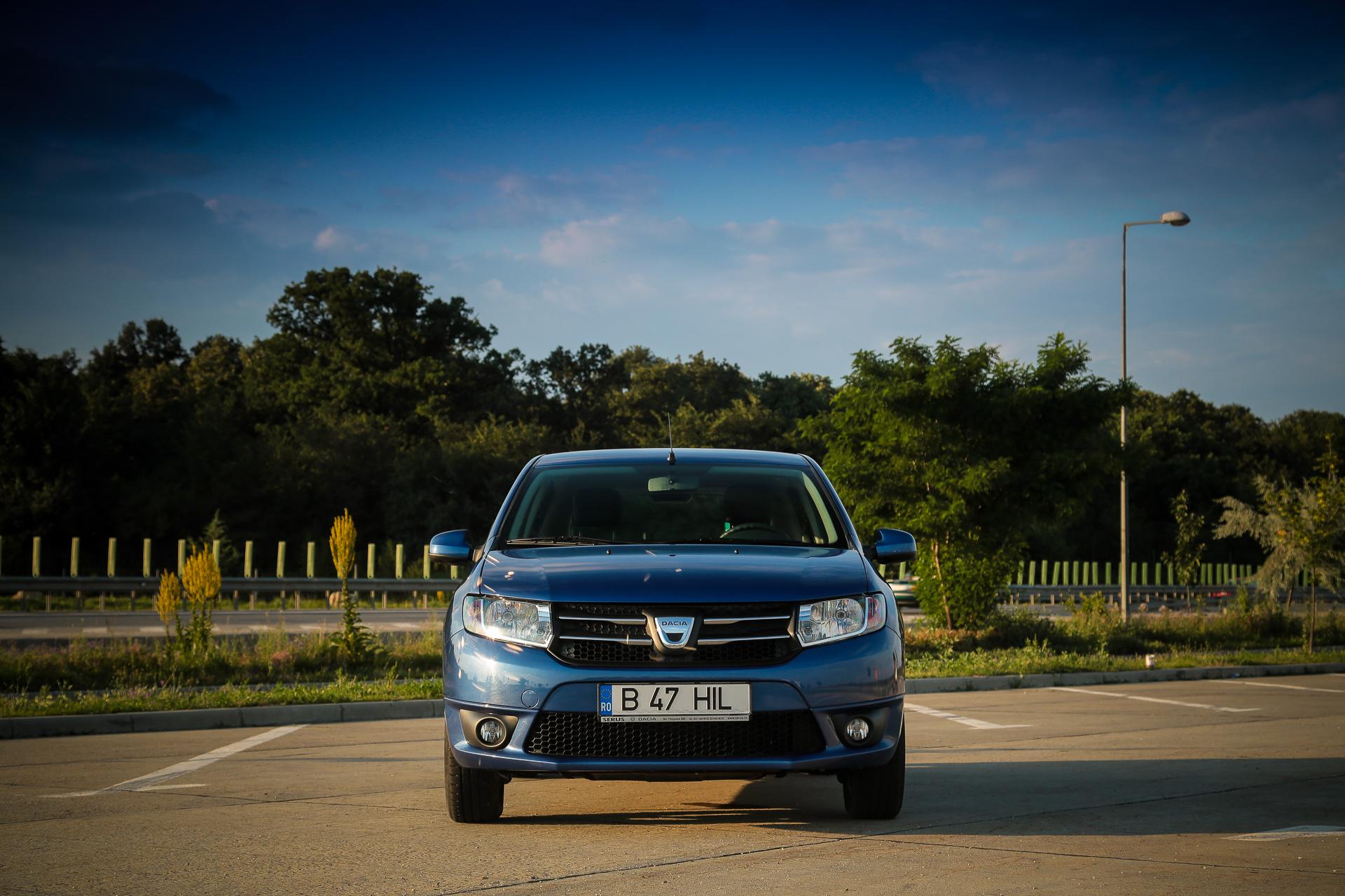 Drive test Dacia Sandero 0.9 TCe 90CP