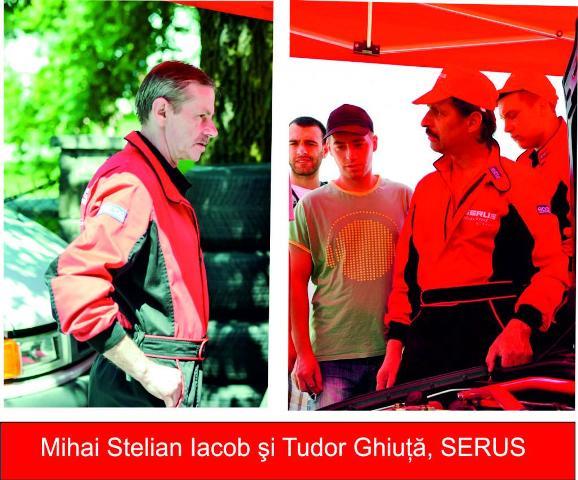 Din culisele curselor – Interviu cu echipa tehnica Serus