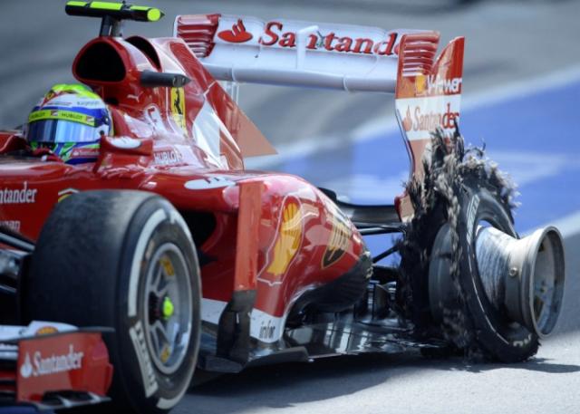 Paul Hembery explica problemele pneurilor de la Silverstone