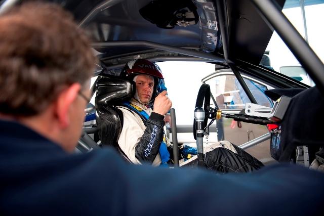 Juho Hänninen pilot de teste la Hyundai