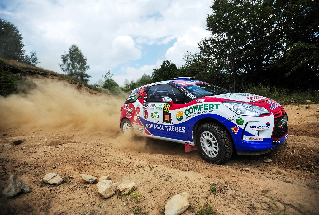 Obiective neschimbate pentru Bacau Rally Team la Arad